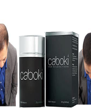 Caboki 25gm Hair Building Fiber USA