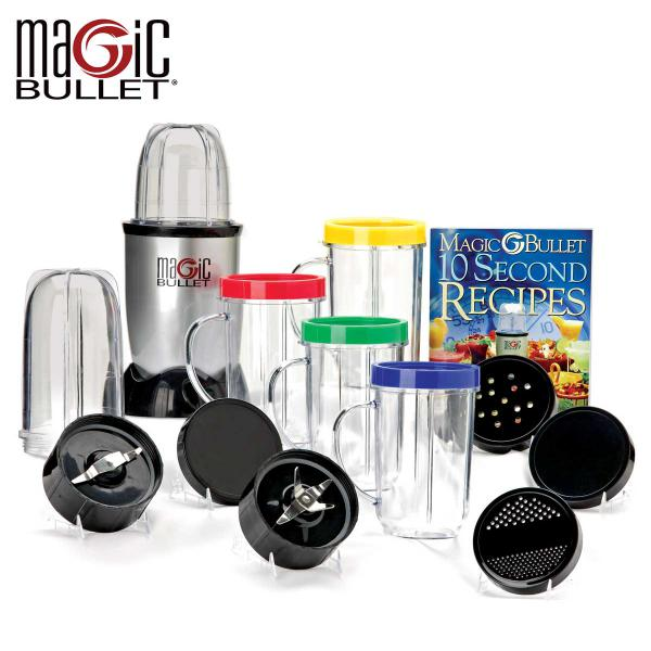 Magic Bullet Lip Rings