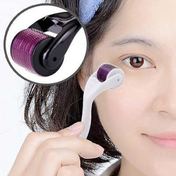 Beauty Skin Therapy 540 Titanium Microneedle Derma Roller 1.0 mm