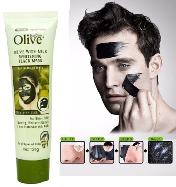olive black mask in pakistan