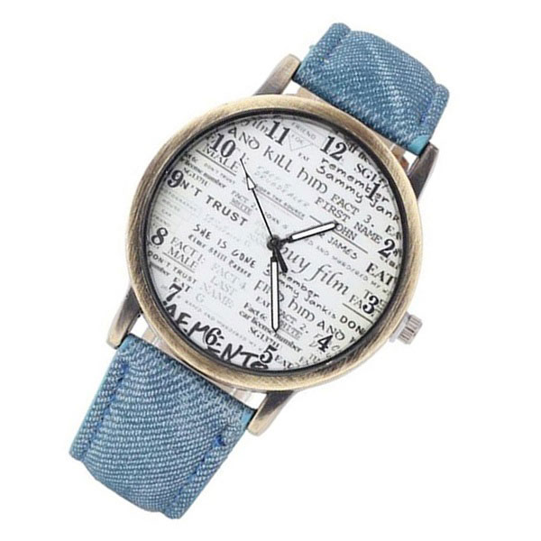 Denim Watch | eBay
