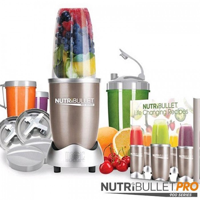 nutribullet user guide and recipe book