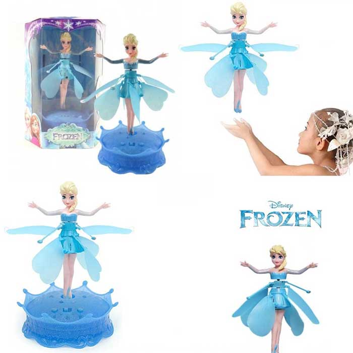 Flutterbye Frozen Flying Fairy Doll in Pakistan