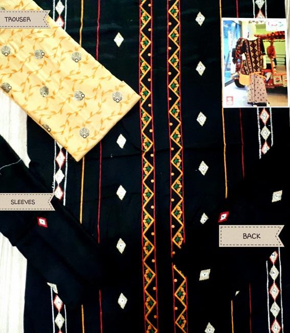 New Rang ja Linen 2018 Collection For Women (2)