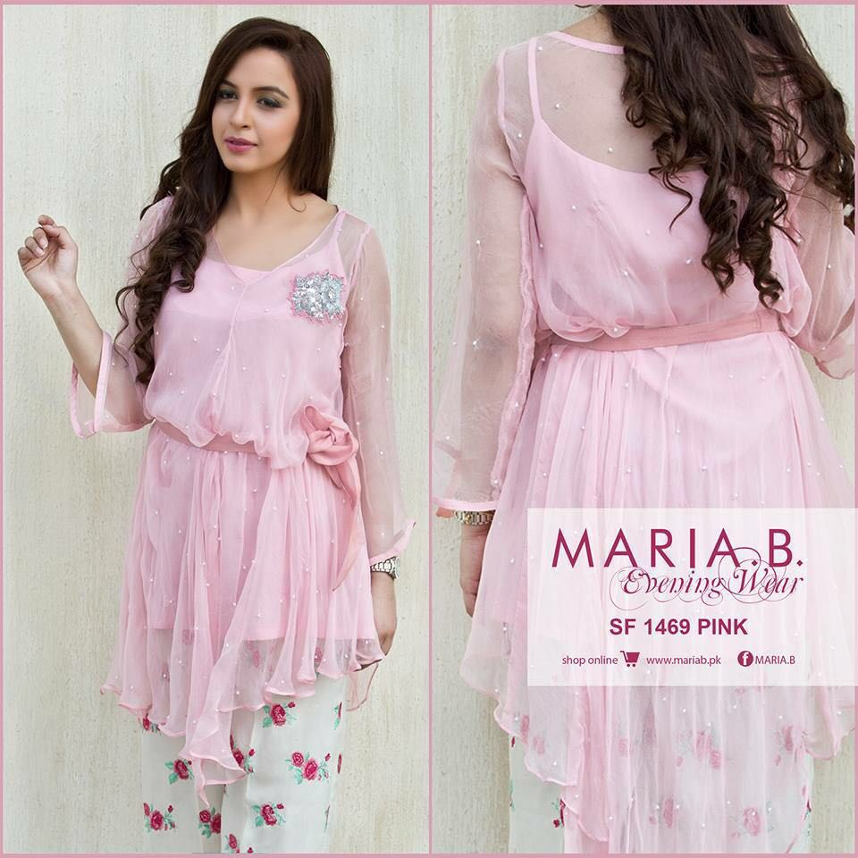 Maria B party wear dresses with prices | online shopping ...