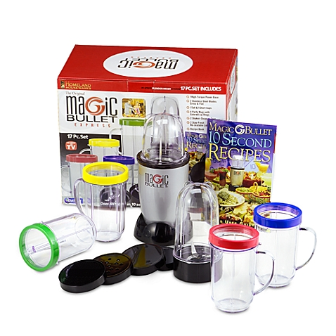 Magic Bullet Juicer 21 Piece Express Mixing Set In Pakistan