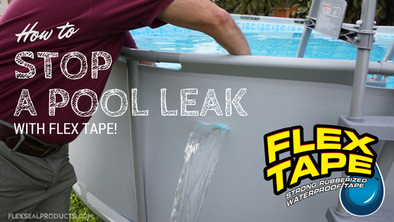 How-to-stop-a-pool-with-Flex-Tape