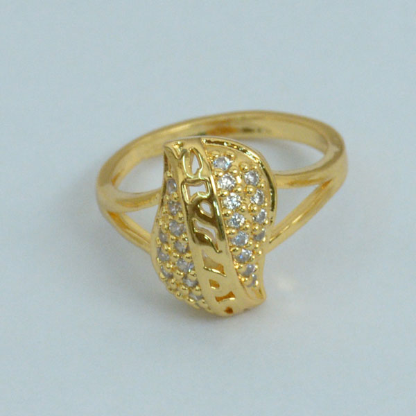 7e92432dc Alloy Diamond Gold Plated Ring | online shopping in pakistan