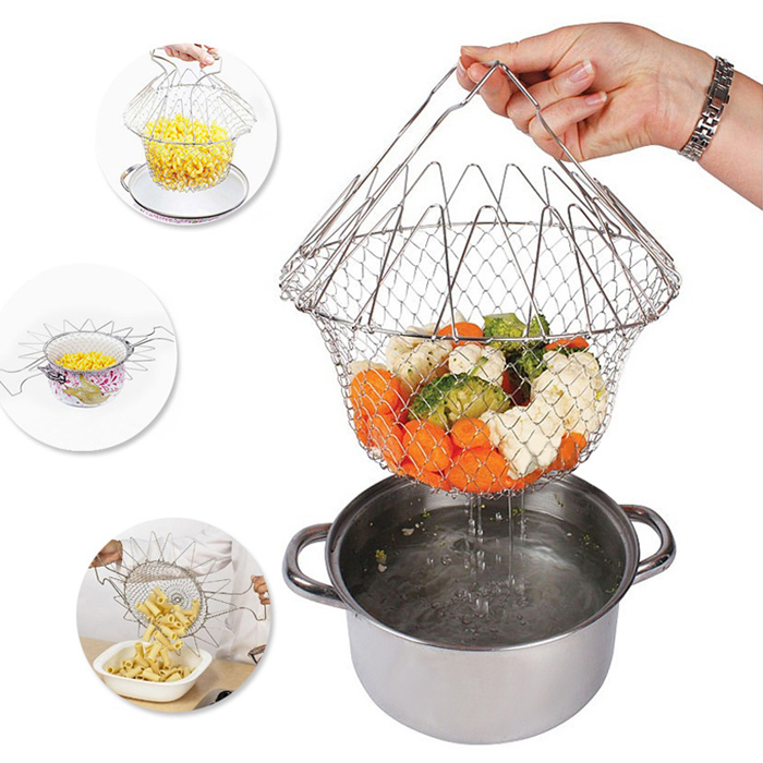 magic kitchen chef basket