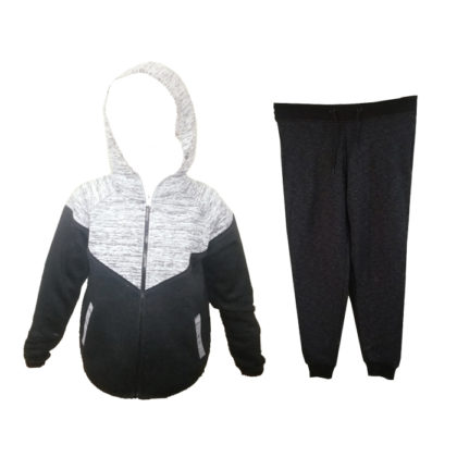 BOY'S FLEECE BLUE HOODIE & TROUSERS MEN'S FLEECE PULLOVER HOODIE & TROUSERS. This Fleece Pullover Hoodie/Block Fleece/Pullover Hoodie from the Black Jack collection features a cross-over neckline which provides more upper-body warmth. Layer this fleece pullover over a favorite t-shirt on a cooler evening. This color block hoodie also has an open waist/hem for casual comfort and easy removal. BOY'S FLEECE BLUE HOODIE Soft brushed fleece fabric Front chest water based printing Full body closure Drawstring hood Kangaroo pockets Rib cuffs and borders Machine wash Size chart is provided in the photos Fabric: 60% Cotton 40% Polyester BOY'S FLEECE BLUE TROUSERS oft brush fleece fabric Two side pockets Elasticated draw cord waistband Elasticated bottom Size chart is provided in the photos Fabric: 70% Cotton 30% Polyester IMPORTANT. PLEASE SEE THE SIZE CHART CAREFULLY BEFORE ORDER. Benevolently Tip : If it's not too much trouble be reminded that due lighting impacts, screen's splendor/differentiate settings and so on, there could be some slight contrasts in the shading tone of the site's photograph and the genuine thing. Thing Measure by hand, it could be 0.5-1cm extraordinary. trust you can understanding, will be truly valued.