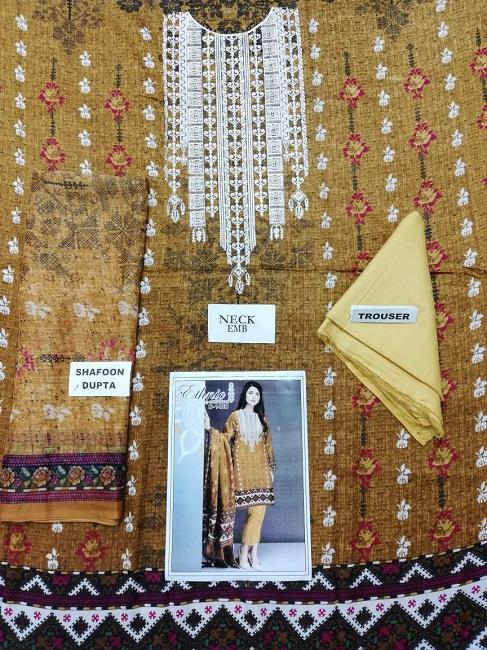 Designer Ethnic Linen suits online (1)
