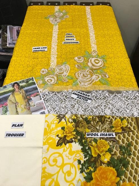Mussamray Linen MAHAADI DRESSES 2018 (2)