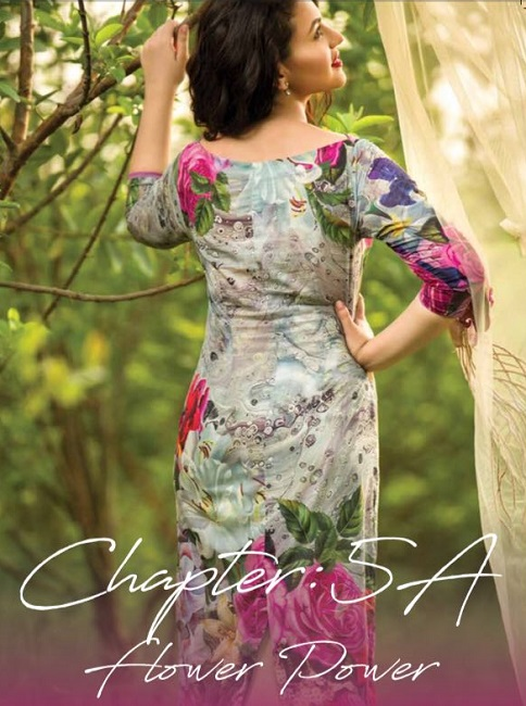 New Most Popular Asifa Nabeel Linen SUIT (2)