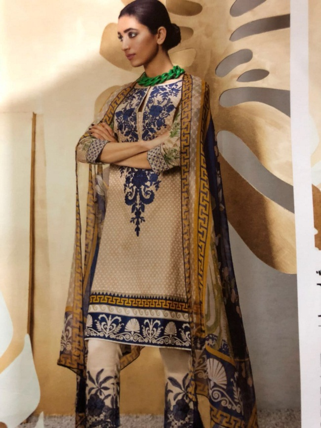 Khaadi Lawn Sale 2018 With Prices Online Shopping In