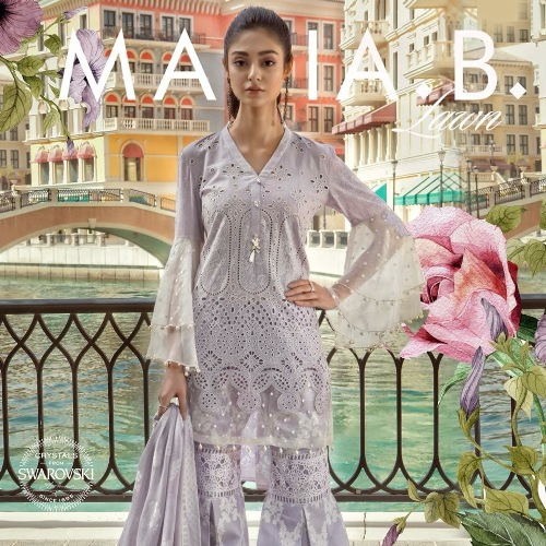 41afd5c74a New Maria B Summer lawn collection 2018   online shopping in pakistan