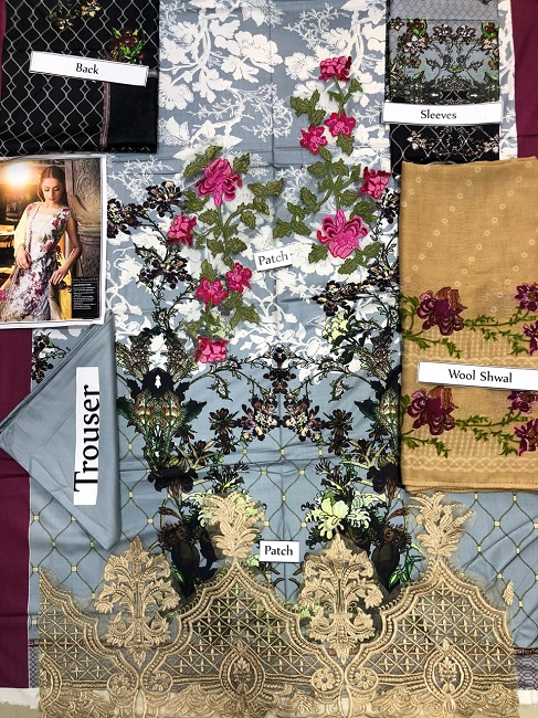New Sobia Nazir Linen 2018 Collection (2)