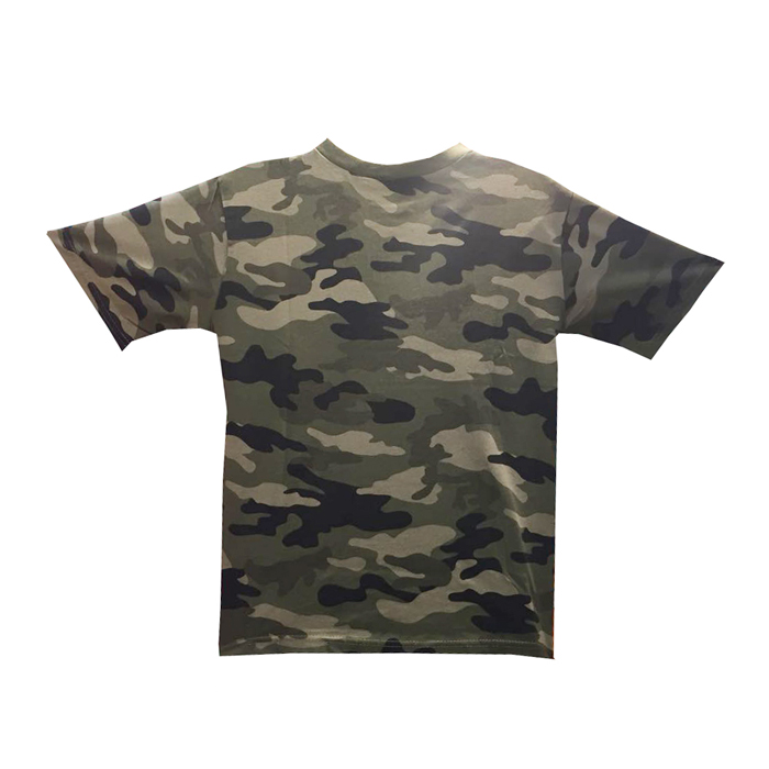 Comando Cotton T-Shirt For Boys