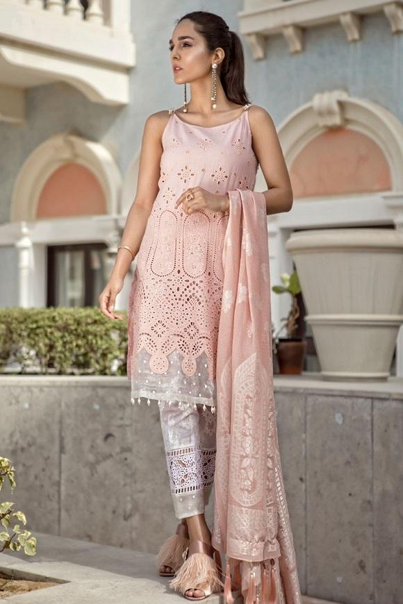 37f3ba8e53c Maria B Eid lawn 2018 -D # 07-A   online shopping in pakistan