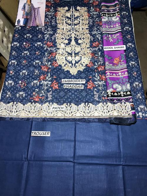 Khaadi soft khaddar collection 2019 (1)