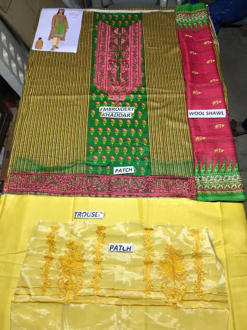 Khaadi soft khaddar collection 2019 (13)