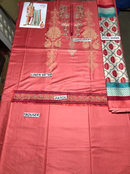 Khaadi soft khaddar collection 2019 (15)