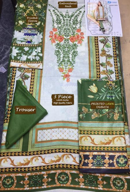 NEW LATEST Firdous LAWN EDITION 2019 (5)