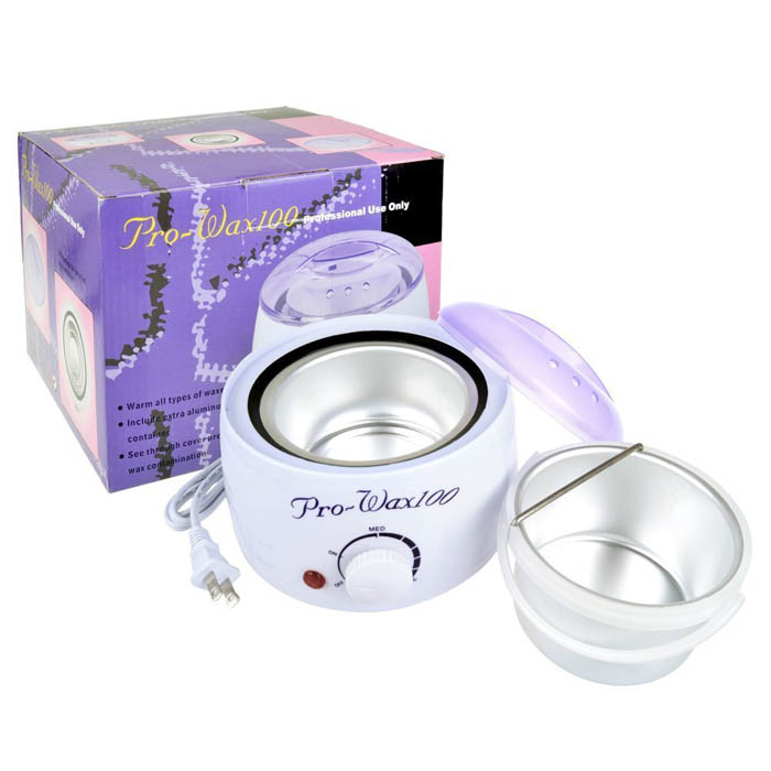 Hot Wax Heater/Warmer Salon Spa Beauty Equipment for Hard Strip Waxing
